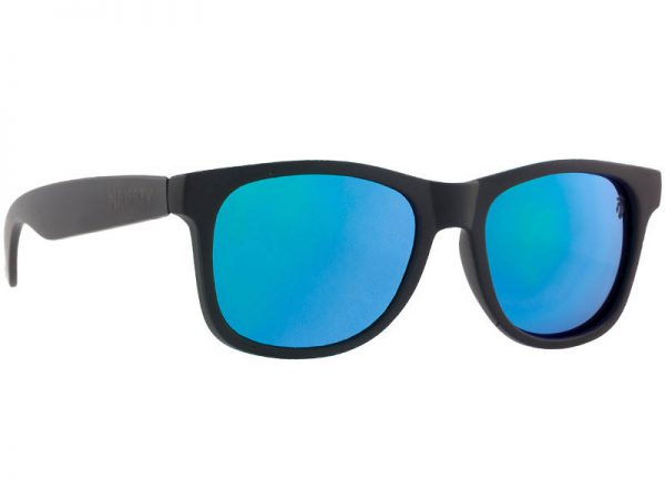 Okulary Majesty L+ Black/Graphite with Blue Mirror Lenses najtaniej