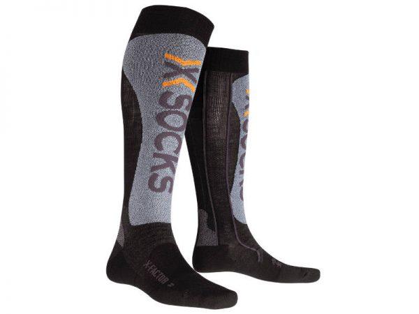 Skarpety X-Socks X-Factor Graphite B055 2019 najtaniej