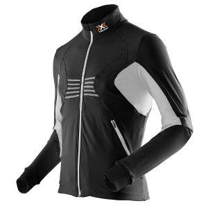 Bluza termoaktywna z długim zamkiem X-Bionic Racoon FULL ZIP UPD Black White B119 2019 najtaniej