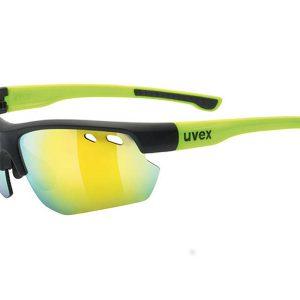 Okulary Uvex Sportstyle 115 Black Mat Yellow najtaniej