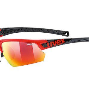 Okulary Uvex Sportstyle 224 Mirror Red 2019 najtaniej