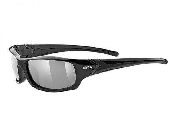 Okulary Uvex Sportstyle 211 Black Polaryzacja najtaniej