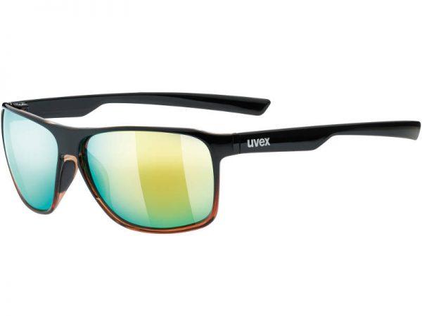 Okulary Uvex Lgl 33 Black Brown Polaryzacja najtaniej