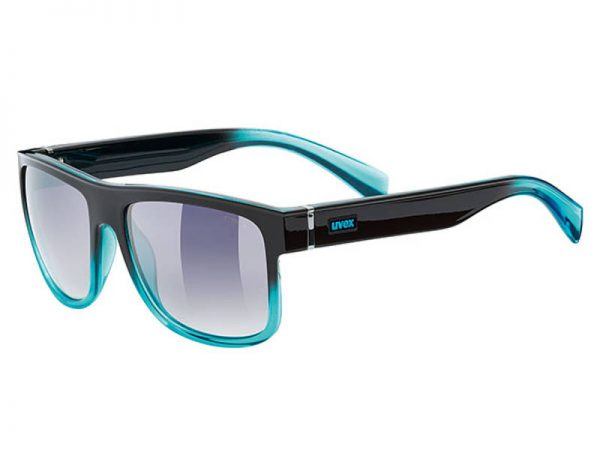 Okulary Uvex Lgl 21 Black Turquoise najtaniej