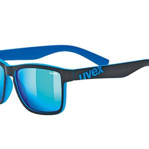 Okulary Uvex Lgl 39 Black Mat Blue najtaniej