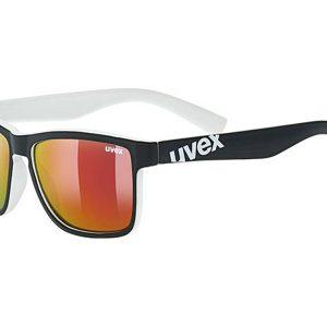 Okulary Uvex Lgl 39 Black Mat White najtaniej