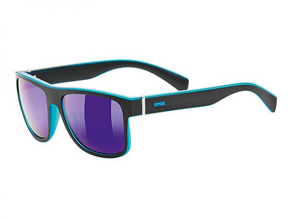 Okulary Uvex Lgl 21 Black Mat Blue najtaniej