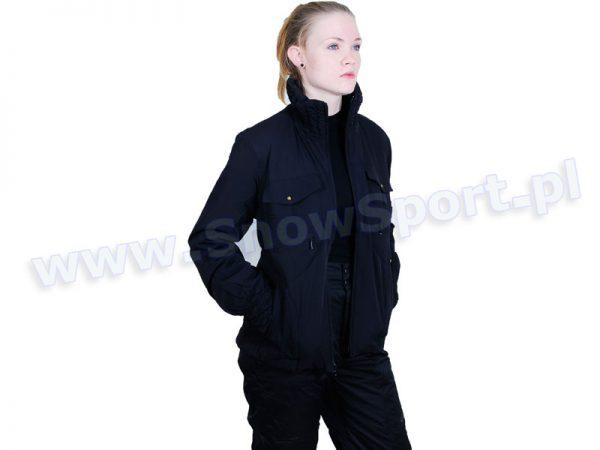 Kurtka narciarska Atomic Glamour Black najtaniej