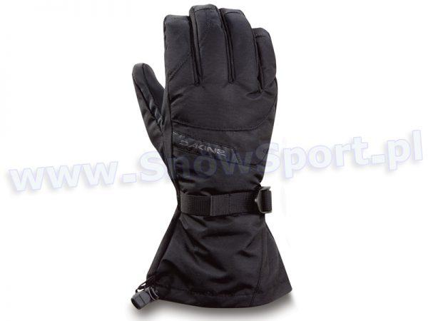 Rękawice DAKINE Blazer Black 2012 najtaniej