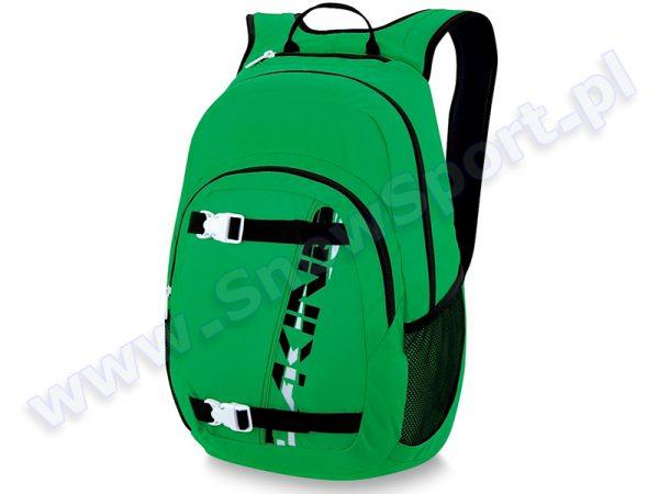 Plecak Dakine Point Green 2012 + Naklejki gratis najtaniej