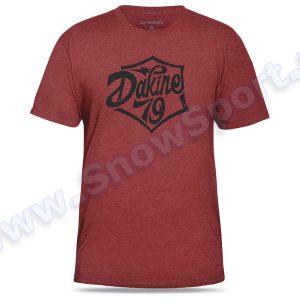 Koszulka Dakine Hex Red Heather 2016 najtaniej