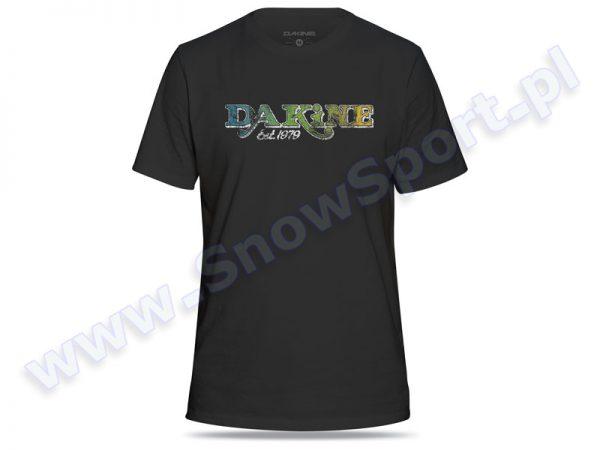 Koszulka Dakine Snowcone Black 2016 najtaniej