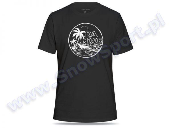 Koszulka Dakine Palm Tides Black 2016 najtaniej