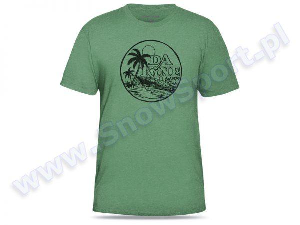 Koszulka Dakine Palm Tides Green Heather 2016 najtaniej