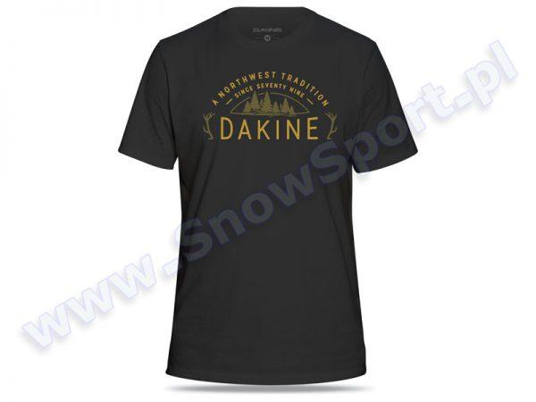 Koszulka Dakine Tradition Black 2016 najtaniej