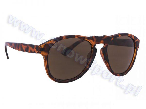 Okulary Przeciwsłoneczne Majesty Crux Tortoise / Brown Smoke Polarized najtaniej