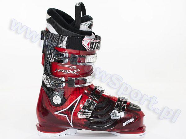 Buty Atomic Hawx 90 Red 2012 najtaniej