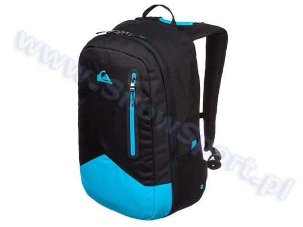 Plecak Quiksilver New Wave Plus Black/Blue 2015 najtaniej