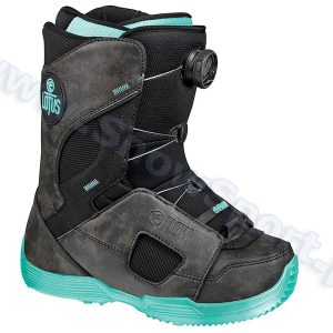 Buty FLOW Lotus BOA Black Blue 2014 najtaniej