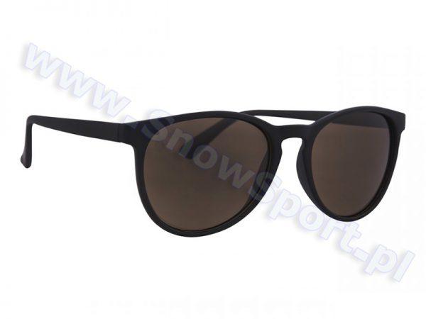 Okulary Przeciwsłoneczne Majesty Rush Black Matt / Brown Polarized najtaniej