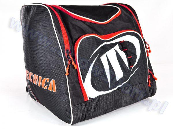 Pokrowiec na buty Tecnica Family Team Black Orange 2019 najtaniej