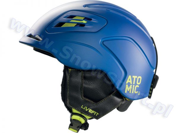 Kask Atomic MENTOR LF Blue 2016 najtaniej