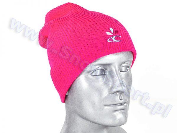 Czapka O'Neill Ac Solid Relax Beetroot Pink 2012 najtaniej