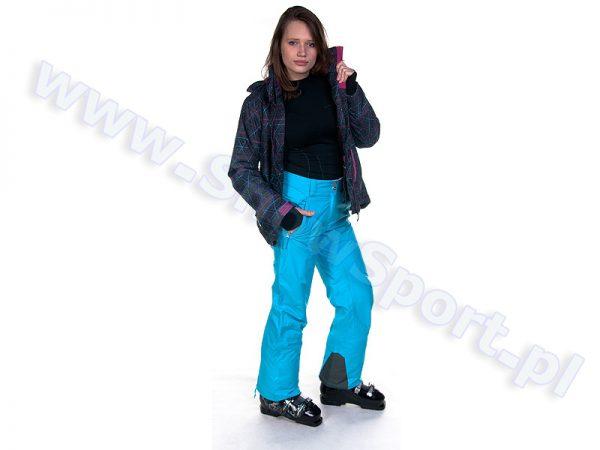 Spodnie Alpine Pro Cristino 632 2012 najtaniej