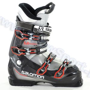 Buty SALOMON MISSION MG Black Shade Grey 2015 najtaniej