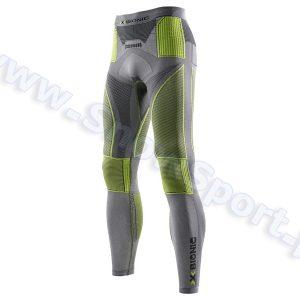 Spodnie termoaktywne X-Bionic Radiactor EVO Man iron yellow najtaniej