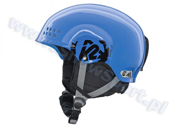 Kask K2 Phase Pro Blue 2015 najtaniej