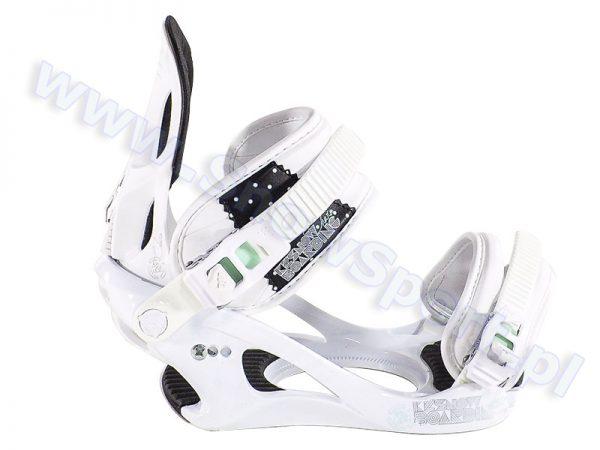 Wiązania K2 Charm White 2012 najtaniej