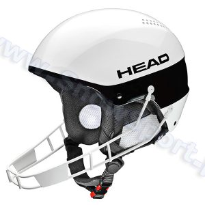 Kask HEAD Stivot SL Chinguard White Black 2017 najtaniej