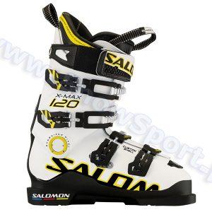 Buty SALOMON X MAX 120 White / Black najtaniej