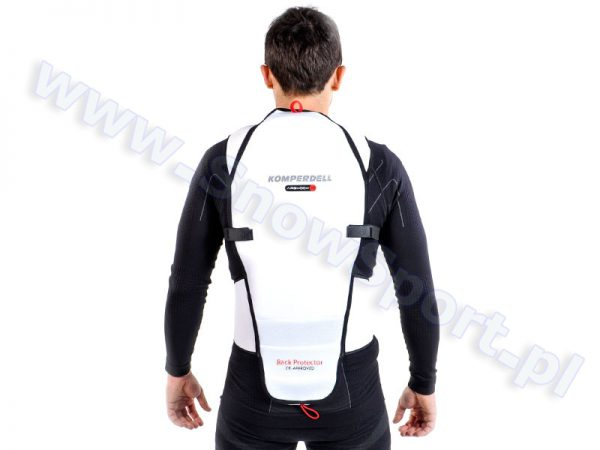 Ochraniacz na kręgosłup KOMPERDELL Airshock Pack najtaniej