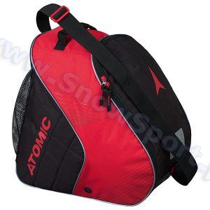 Pokrowiec na buty narciarskie ATOMIC Boot Bag Plus Red 2017 najtaniej