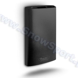 Powerbank 2w1 Black - Powerbank i Ogrzewacz Therm-ic 2016 najtaniej