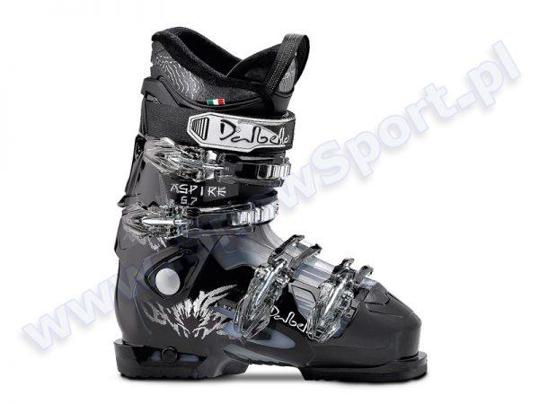 Buty Dalbello Aspire 6.7 Black 2012 najtaniej