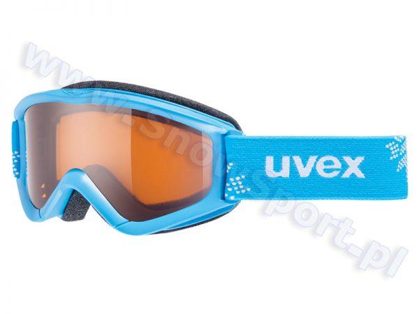 Gogle Uvex Speedy Pro Blue Snowflake (0412) 2015 najtaniej