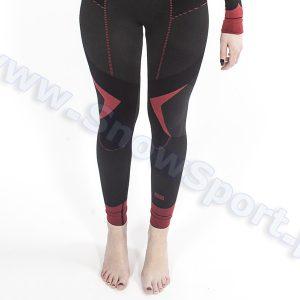 Spodnie Gatta Active Thermo Plus Julita/Julia Black Grey Red najtaniej