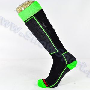 Skarpety Blizzard Skiing Black Green 2014 najtaniej