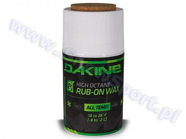 Smar High Octane Rub-On Wax Dakine 2014 najtaniej