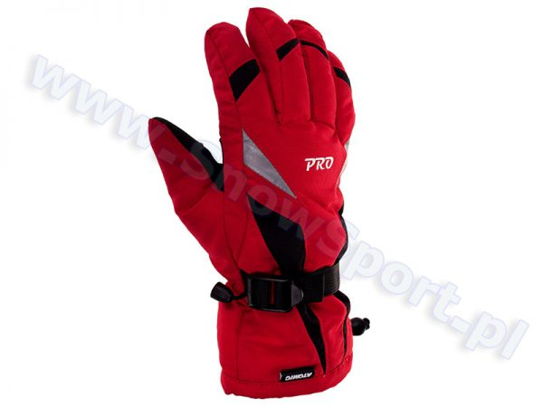 Rękawice Atomic Pro Red  2011 / 2012 najtaniej