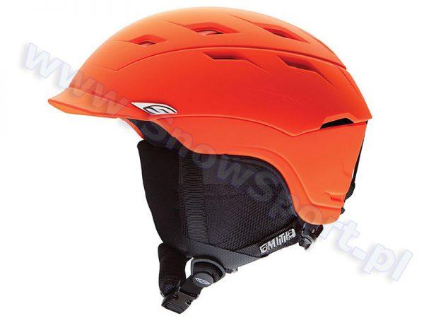 Kask Smith Variance Matte Neon Orange 4BG 2015 najtaniej