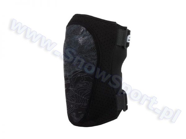 Ochraniacze ICETOOLS Knee Guard Junior Black 2011 najtaniej