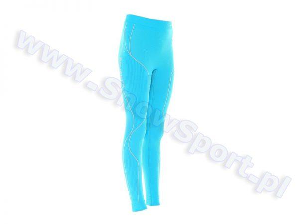 Spodnie dziewczęce termoaktywne BRUBECK JUNIOR THERMO Azure 2014 najtaniej
