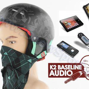 Kask K2 Rant PRO Black Factory 2012 najtaniej