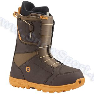 Buty Burton Moto Brown Orange 2016 najtaniej