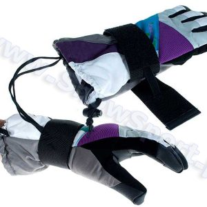 Rękawice Ziener MERLIN AS Glove SB (Dark/Purple) najtaniej