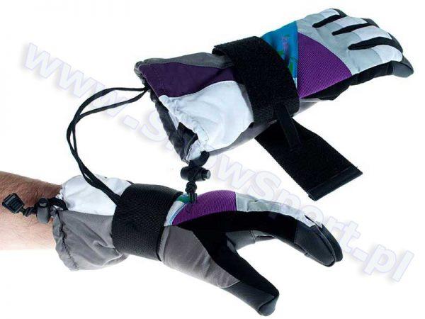 Rękawice Ziener MERLIN AS Glove SB (Dark/Purple) najtaniej